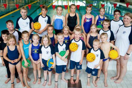 E/F-juniorit ovat alle 12-vuotiaiden lasten sekajoukkue.